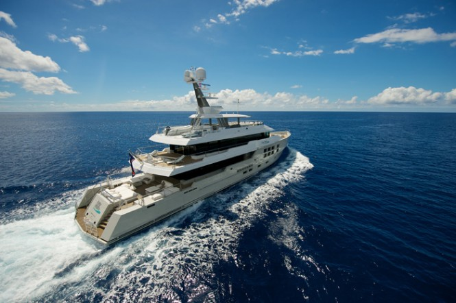 Charter expedition yacht BIG FISH
