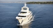 Cizgi Yachts 2011 launched charter yacht E&amp;E - aerial shot