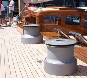 More photos of Classic Superyacht Endeavour JK4 after 18month refit