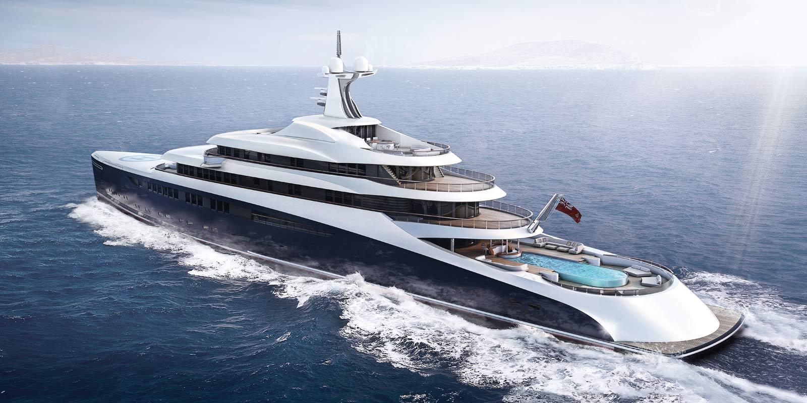 Radiance yacht charter superyacht news for Yacht dekoration