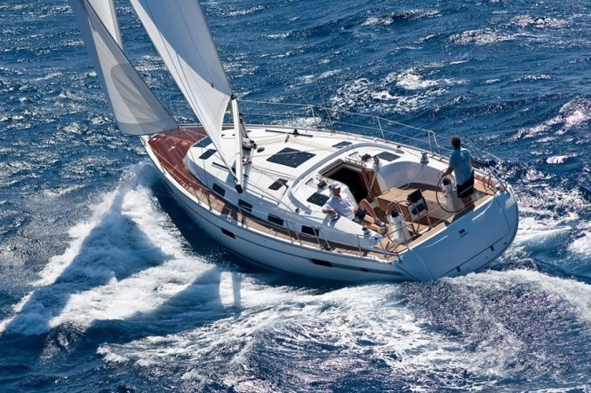"Cruiser 40 Yacht by Bavaria Yachts. ""It's exciting to be bringing the ..."