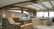 Dining Area - Luxury superyacht NOOR