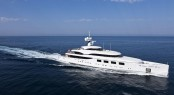 FB252 motor yacht Nataly by Benetti