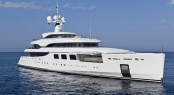 65-metre FB252 Benetti motor yacht Nataly wins Nautical Design Award