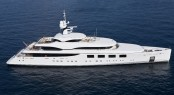 FB252 Nataly Superyacht by Benetti