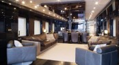 Hot Lab designed interior of the award winning NOOR superyacht