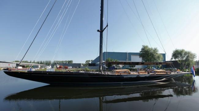 J-Class 'LIONHEART' superyacht