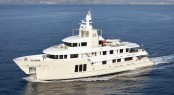 Luxury Charter Yacht E &amp; E - explorer yacht designed by Vripack and constructed by Cizgi Yachts