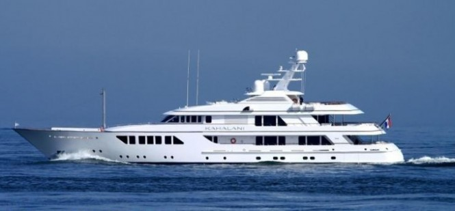 Motor Yacht Kahalani by Feadship