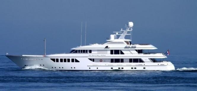 Motor Yacht Kahalani by Feadship