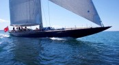 Motor photos of Classic Superyacht Endeavour JK4 after 18month refit