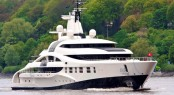 MotorYacht Palladium - ex Project Orca - Photography by Klaus Kehrls in Hamburg