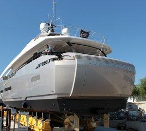 37m motor yacht Hakuna Matata launched by Peri Yachts