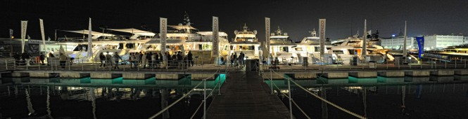Sanlorenzo Yachts at the 51st Genoa International Boat Show