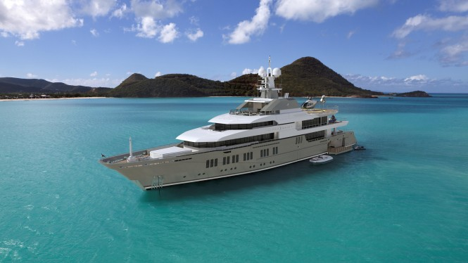 "VSY motor yacht Stella Maris. Invited to join the speakers' panel on ""The ..."