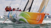 Volvo Ocean Race Team Sanya