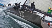 Yacht of the Year for 2011 has been awarded to Niklas Zennström's JV 72, sailing yacht Rán Credit RolexCarlo Borlenghi