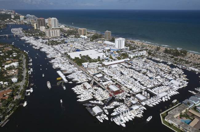 52nd Fort Lauderdale International Boat Show