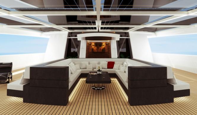 75m luxury yacht R & R