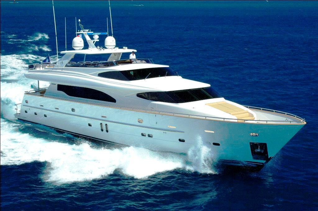 Luxury Yacht For Sale ANNABEL II Huge Price Reduction