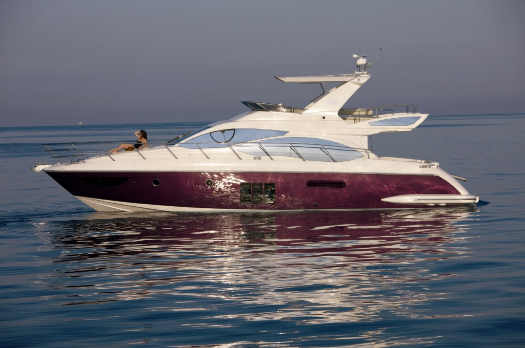 Azimut 53 Motor yacht - Credit Azimut Yachts