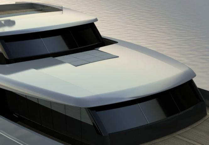 BSD147 motor yacht Logica