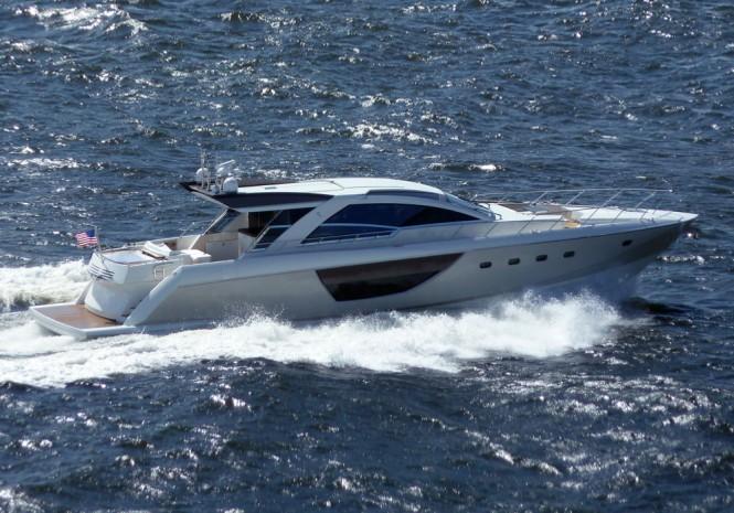 Cheoy Lee 23m motor yacht Alpha 76´ Express
