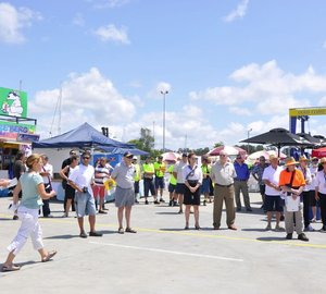 Day One of the Gold Coast Marine Expo