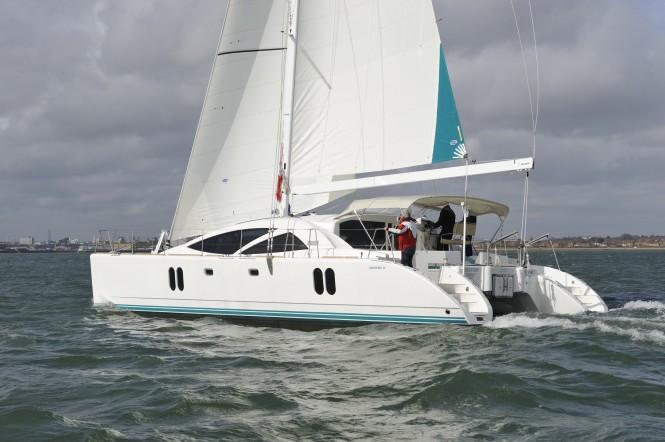 Discovery 50 Catamaran yacht
