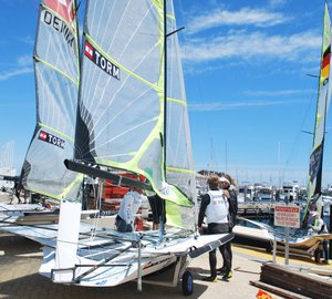 2011 ISAF Sailing World Championships coming up in five days