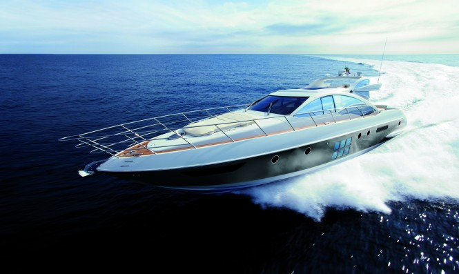 Luxury yacht Azimut 62S Italia