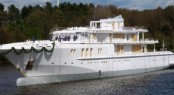 Mega Yacht GRAFFITI by Nobiskrug due to be launched in 2012