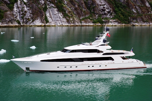 Mr Terrible yacht - charter vacations in the Caribbean