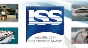 NISI 2400 motor yacht Wins International Superyacht Society Design Award 2011