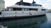 Superyacht Arcadia 115 launched