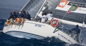 Swan 56 Vanish - Winner of the Swan Trophy for the Barcolana Regatta 2011 - Carlo Borlenghi Rolex 2010