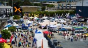 The inaugural Gold Coast Marine Expo was a huge success with many exhibitors confirming their attendance next year