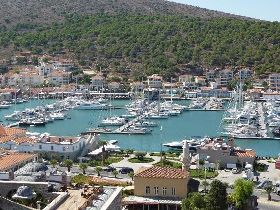 Turkish Cesme Marina