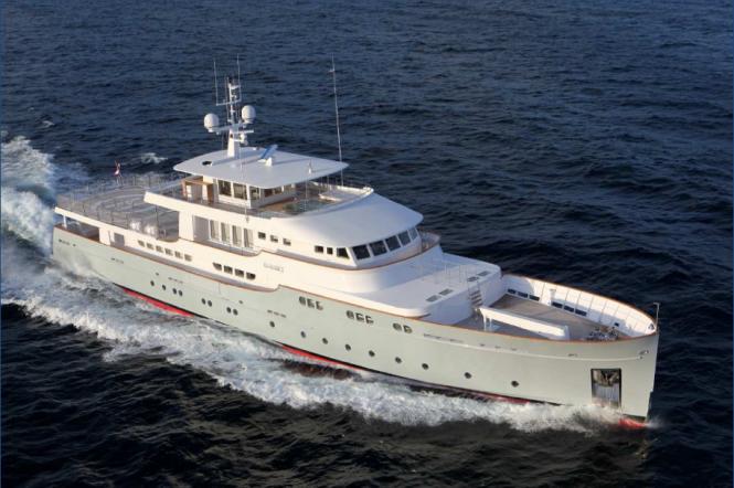 Yacht Elisabet - Commuter 155 by OCEA Yachts