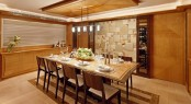 120´ luxury yacht MUSES - Luxurious Dining Area