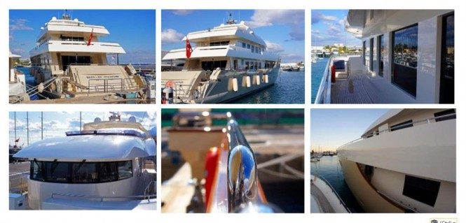 2011 42m motor yacht BaiaMare by Nedship for Sale with Major Price Reduction