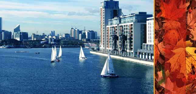2012 Tullett Prebon London Boat Show