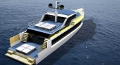 24m luxury eco-friendly yacht Zero 80 by Green Yachts