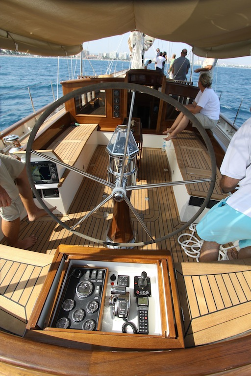 25m Superyacht Shindela by Arkin Pruva Argos