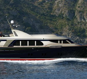 26.40m motor yacht Atlantic completed by Timmerman Yachts