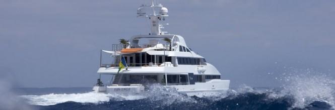 42m Super Yacht LIFE SAGA by Heesen Yachts