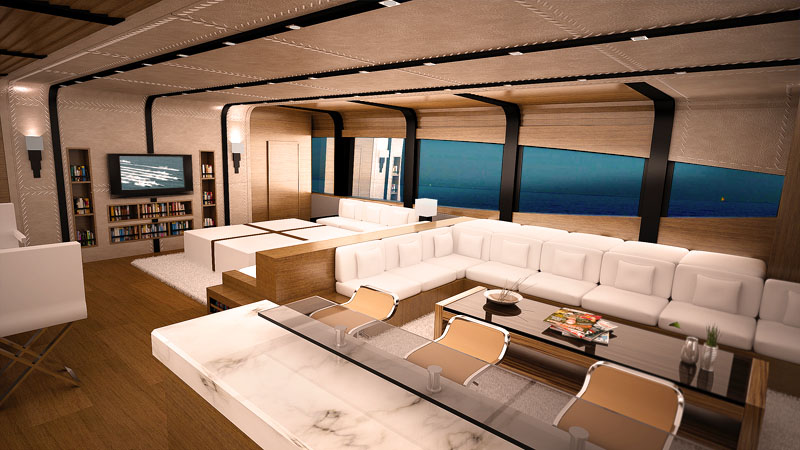 47m Super Cat 154 Yachts Luxurious Interior 800x450