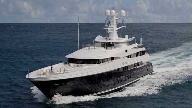 Abeking & Rasmussen 60m luxury motor yacht Kaiser