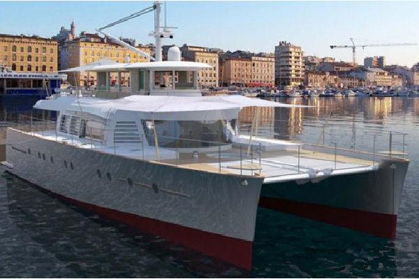 Alu Marine Noah — Luxury Yacht Charter & Superyacht News