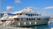 Brand new 42m motor yacht BaiaMare by Nedship for Sale with Major Price Reduction